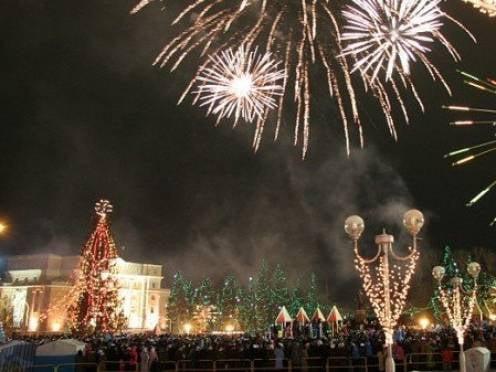 Мэр Саранска не увидел новизны в праздновании Нового года