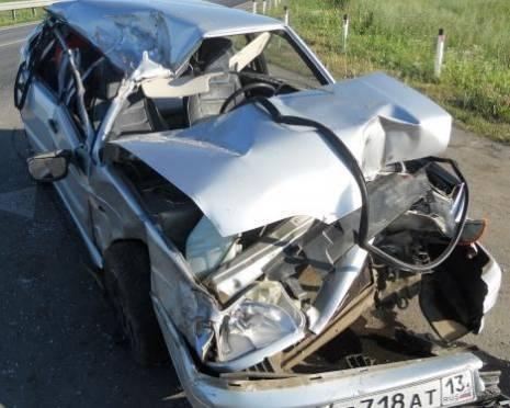 За выходные на дорогах Мордовии 1 погиб и 17 ранены