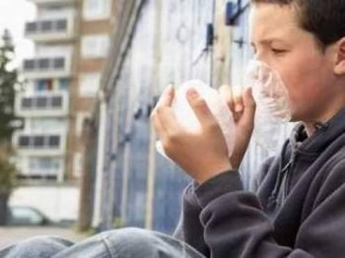 В Саранске задержали юных токсикоманов
