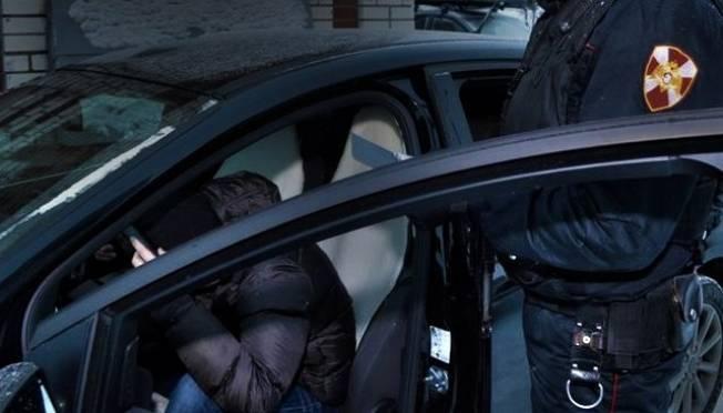 Любитель пьяной езды был пойман в Саранске сотрудниками Росгвадии и ДПС