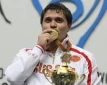 Тяжелоатлет Алексей Юфкин (Мордовия) имеет все шансы отправиться на Олимпиаду в Лондон