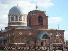 У одного из самых больших храмов Мордовии появится колокольня