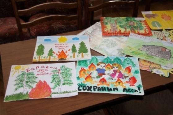 Школьники раздадут жителям Саранска «противопожарные» листовки
