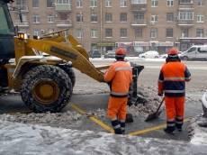 В Саранске на борьбу со снежными заносами выйдет меньше организаций