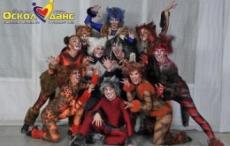 Танцоры университета Мордовии - лауреаты фестиваля «ОСКОЛДАНС –2011»