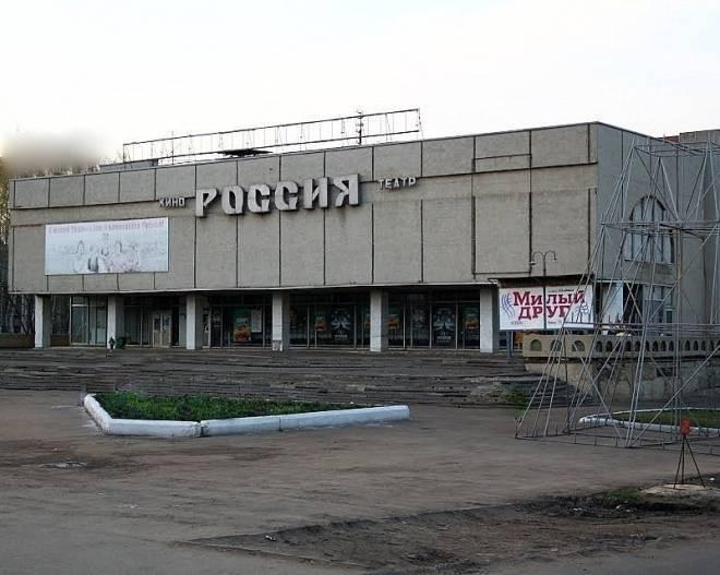 В Саранске «возрождение» кинотеатра «Россия» близится к завершению
