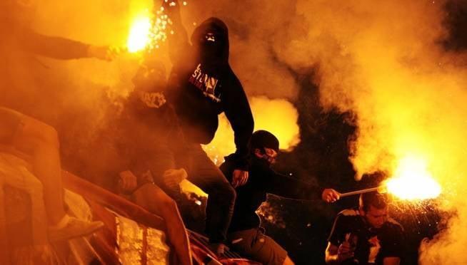 Стадион в Темникове буйные подростки громили на протяжении двух дней