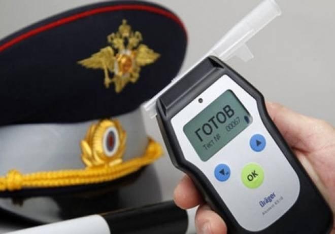 В Мордовии отловят всех пьяных водителей