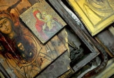 В Мордовии из православного храма украли иконы