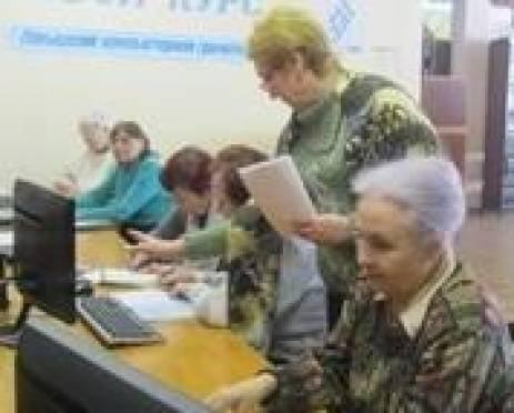 """В Саранске проходит акция """"Дедушки и бабушки онлайн"""""""