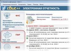 В Мордовии стартовала  отчётная кампания для плательщиков страховых взносов