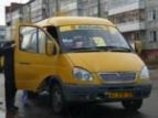 В столице Мордовии в сводки ДТП вновь попала «маршрутка»