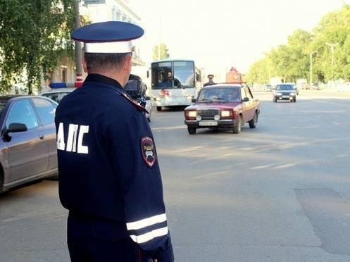 В Саранске ловили непристёгнутых водителей