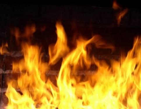 Жительницу Саранска чудом спасли при пожаре