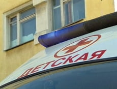 За сутки на дорогах Мордовии пострадали два ребенка