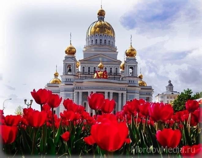 Храмы Мордовии засняли для международного интернет-проекта