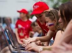 В Саранске волонтёрам придётся побороться за участие в ЧМ-2018
