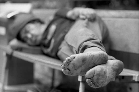 Саранские бездомные нуждаются в одежде
