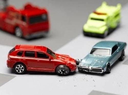 В Саранске столкнулись четыре автомобиля