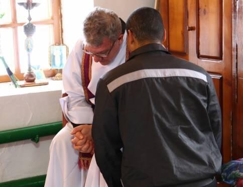 В Дубравлаге католикам дали облегчить душу