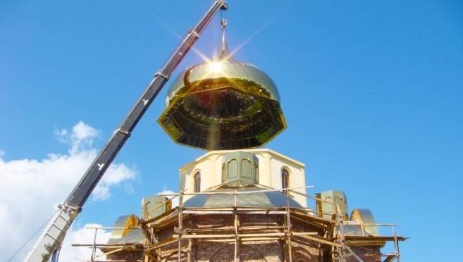 В Мордовии возведут храм на месте церкви, уничтоженной советской властью