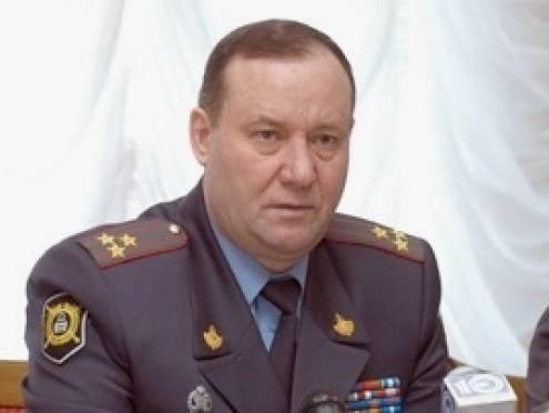 Александр Шелудяков решил покинуть пост начальника УГИБДД Мордовии