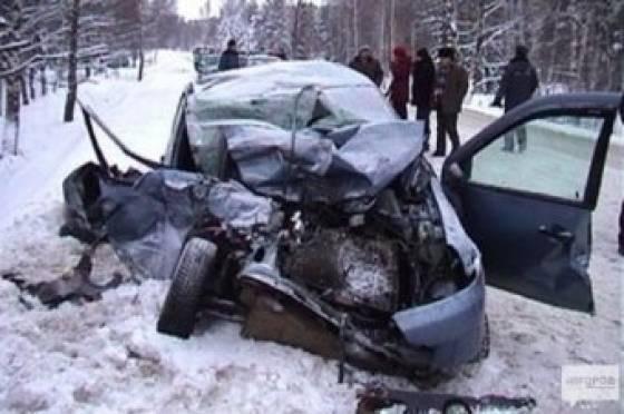 Два жителя Мордовии погибли в ДТП в Нижегородской области