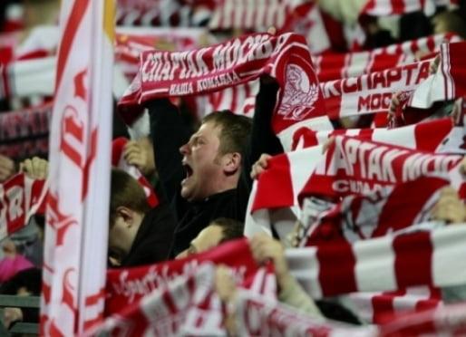 В Саранск прибыло около 6 тысяч фанатов московского «Спартака»