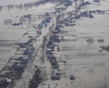 В Мордовии затопленными остаются восемь населенных пунктов