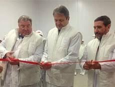Глава минсельхоза России открыл мясоперерабатывающий комплекс в Мордовии