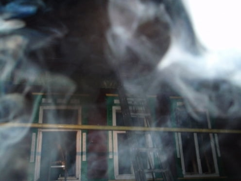 В Мордовии во время пожара погибла пенсионерка
