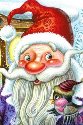 Зимние старты с Дедом Морозом постер