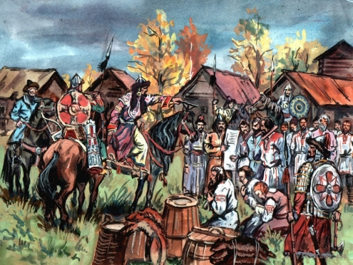 В Мордовии глава поселения жила на «дань» с населения