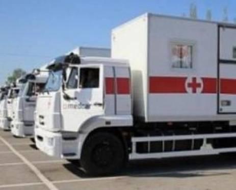 Саранск снабдят мобильными комплексами экстренной медпомощи