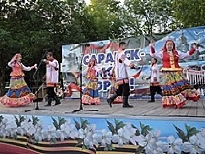 В воскресенье во всех районах Саранска будут петь и танцевать