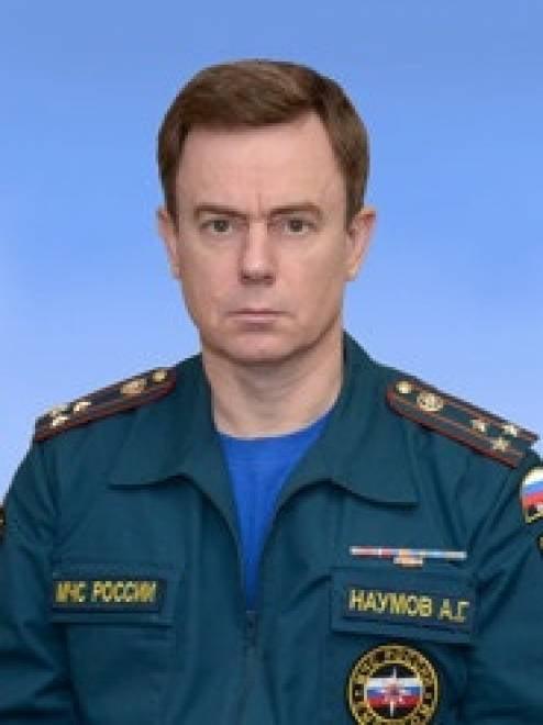 Начальник МЧС Мордовии стал генералом