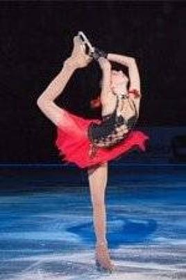Первенство России по фигурному катанию на коньках среди юниоров постер