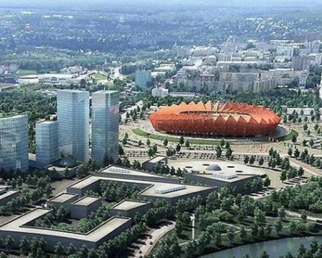 В подготовку Саранска к ЧМ-2018 будет вложено 60 миллиардов рублей