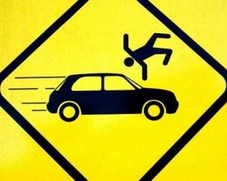 Вчера в Саранске три человека попали под колёса авто