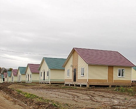 Мордовию похвалили за жилье на селе