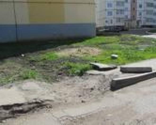 В Саранске строителей наказали за неаккуратность