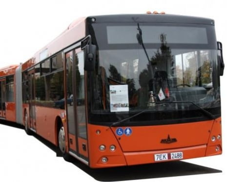 В Саранске на маршруты выйдут новые автобусы