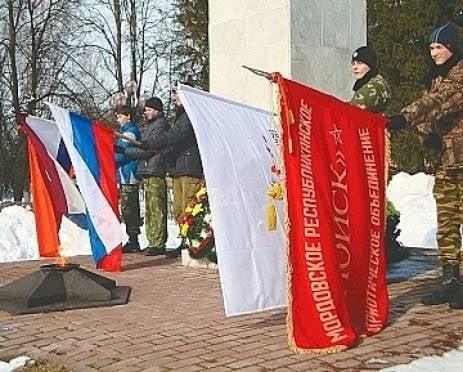 Волонтеры из Мордовии поедут на Парад Победы в Москве и Севастополе