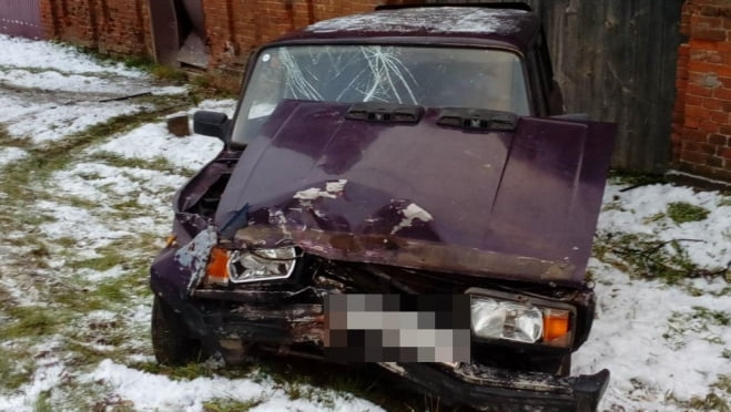 В Мордовии водитель «ВАЗ-21140» протаранил встречную «семерку»