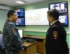 Главный полицейский Мордовии проверил работу своего ведомства
