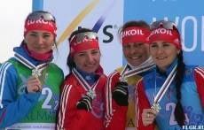 Анастасия Седова завоевала два «серебра» первенства мира