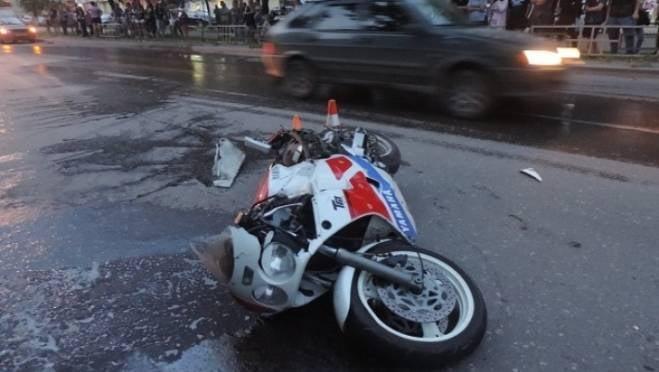 Мотоцикл с сыном главы Минфина РФ сбил бизнесмен из Мордовии