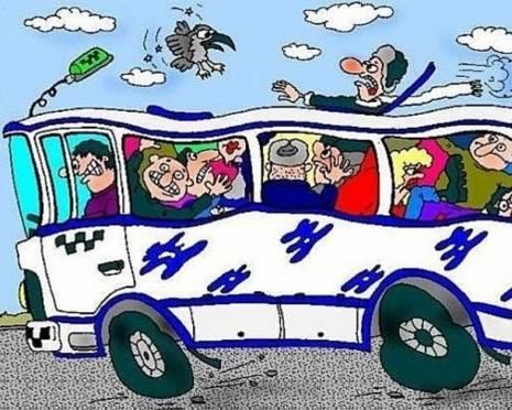 В Саранске водитель автобуса «уронил» пассажирку и уехал