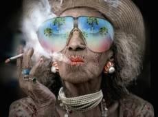 Курение убивает даже бабушек