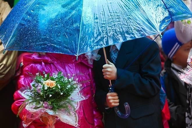 День знаний в Мордовии пройдет под дождем